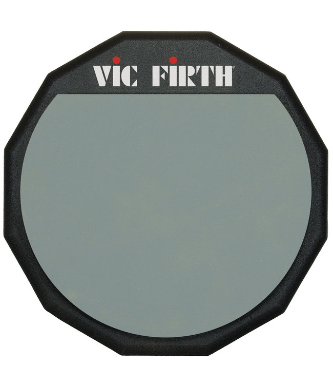Vic Firth Vic Firth Soft Surface 12 in Single Sided Practice Pad