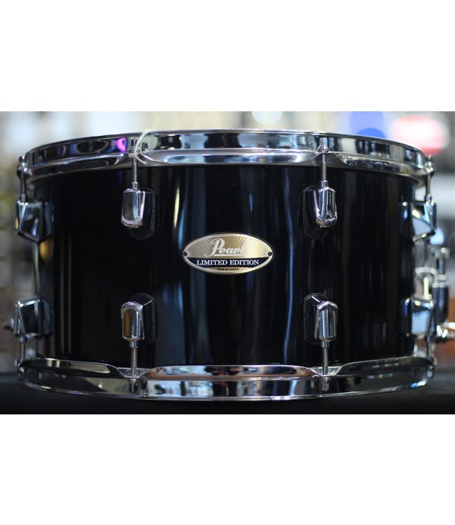 Pearl Used Pearl Limited Edition Decade 14x7 Snare Drum Satin Black