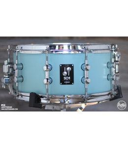 Sonor Sonor SQ1 6.5 x 14 in Snare Drum Cruiser Blue