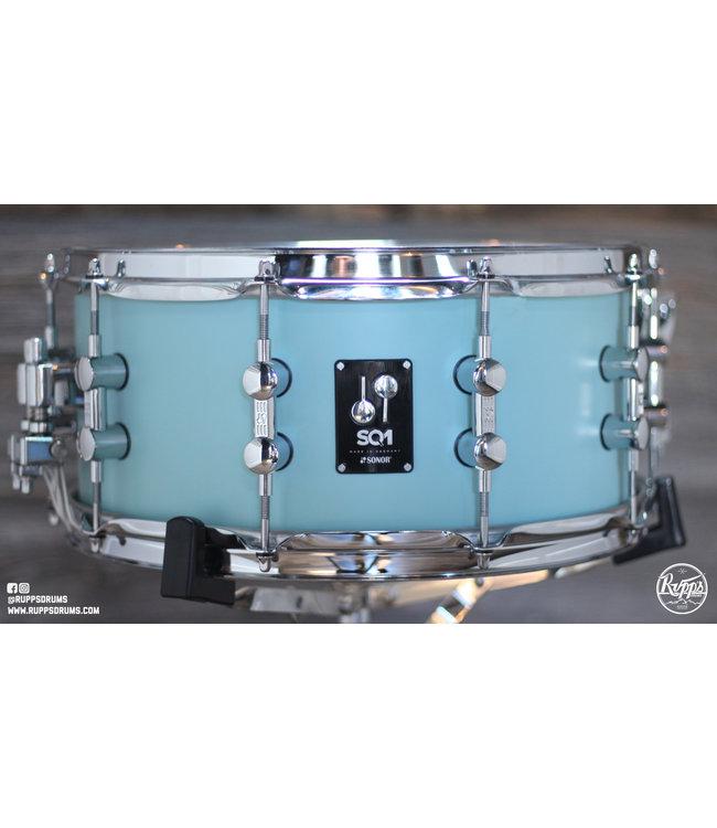 Sonor Sonor SQ1 6.5 x 14 in Snare Drum Cruiser Blue
