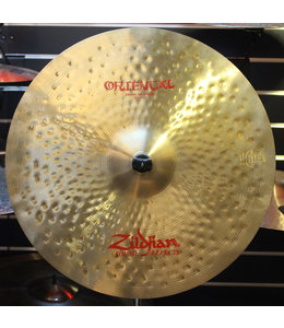 "Zildjian Used Zildjian 20"" Crash Of Doom"