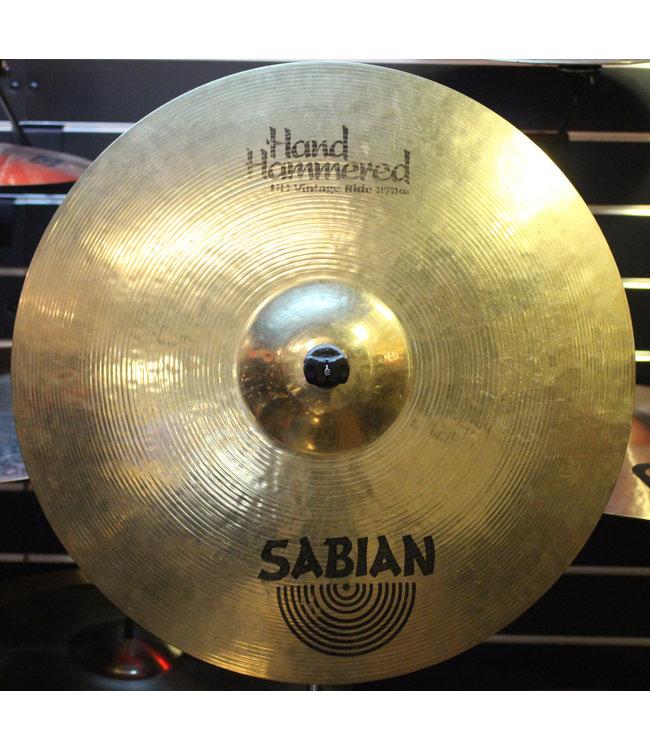Sabian Used Sabian 21 in HH Vintage Ride