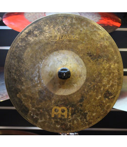 "Meinl Used Meinl Byzance 14"" Extra Dry Hi-Hats"