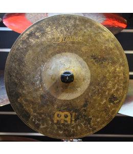 Meinl Used Meinl Byzance 14 in Extra Dry Hi Hats