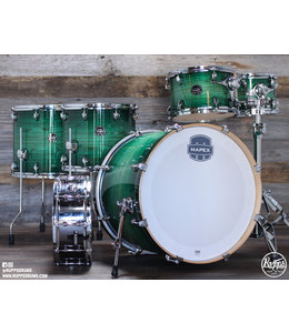 Mapex Mapex Armory 6pc Studioease Shellpack - Emerald Burst