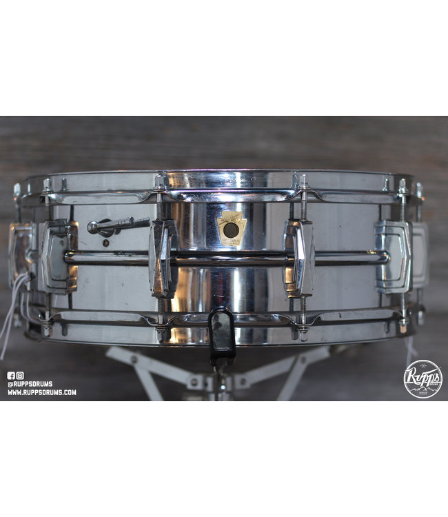 "Ludwig Vintage Ludwig 1960's 14"" Brass Supraphonic Snare Drum"
