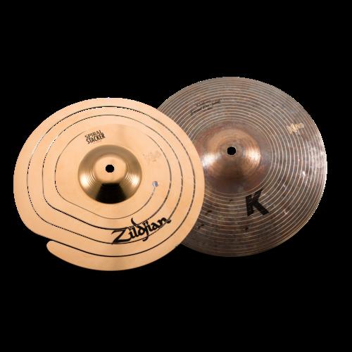 Zildjian Zildjian PCS002 Pre-Configured Cymbal Stack