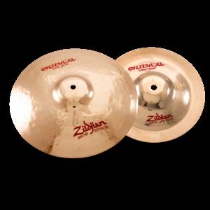 Zildjian Zildjian PCS003 Pre-Configured Cymbal Stack