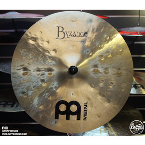 "Meinl Meinl 20"" Byzance Traditional Extra Thin Hammered Crash"