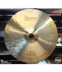 "Meinl Meinl Byzance Jazz 18"" Medium Thin Crash"