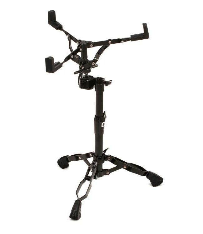 Mapex Armory Double Braced Snare Stand w/ Off Set Omni-Ball Snare Basket Adjuster - Black Plated