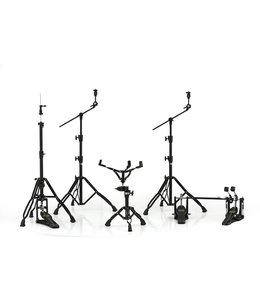 Mapex Mapex Armory Black Double Pedal Hardware Pack
