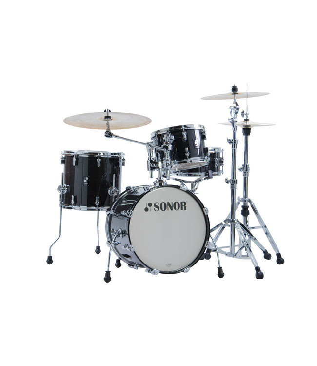 Sonor Sonor AQ2 Bop Set Transparent Black
