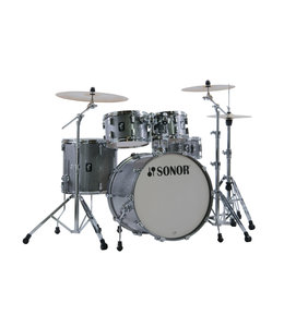 Sonor Sonor AQ2 Stage 5pc Shell Pack Titanium Quartz