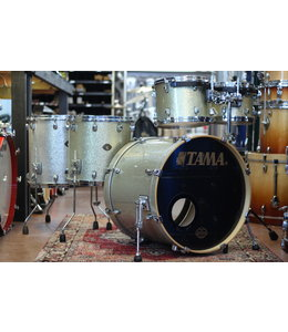 Tama Used Tama Starclassic Birch 5pc Shell Pack-Silver Sparkle