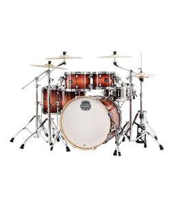 Mapex Mapex Armory 6pc Studioease Fast Shellpack - Redwood Burst