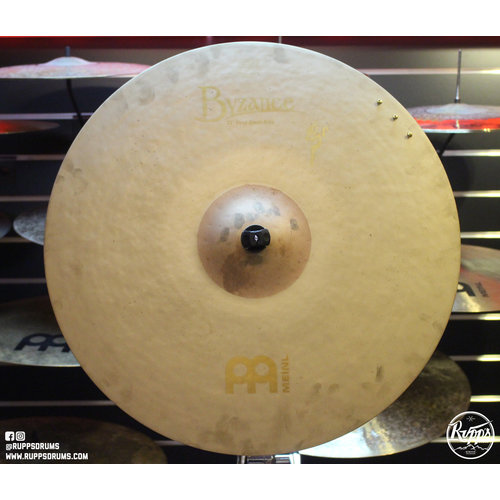 "Meinl Meinl 22"" Byzance Sand Crash Ride"