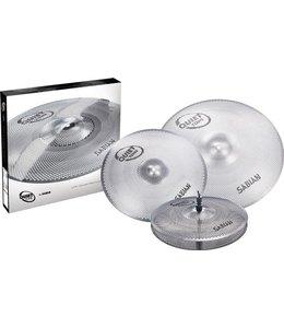 Sabian Sabian QTPC503 Quiet Tone Practice Cymbal Set