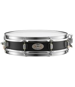 "Pearl Pearl 13""x3"" Black Steel Piccolo Snare Drum"