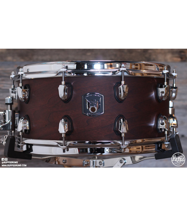 "Mapex Mapex 30th Anniversary 6.5x14"" Walnut Snare Drum"