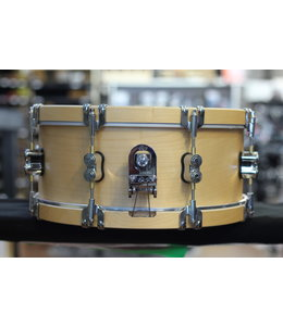 PDP PDP 7x14 Classic Wood Hoop Limited Edition Snare Drum Natural Maple