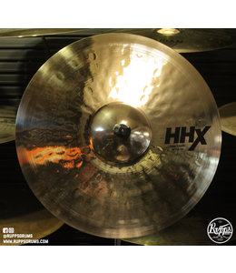 "Sabian Sabian 18"" HHX Thin Crash Brilliant Finish"