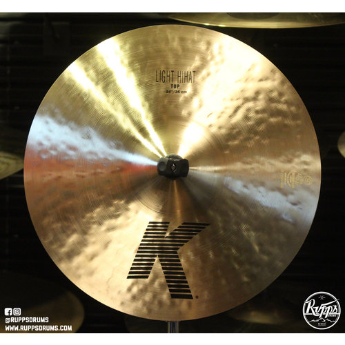 "Zildjian Zildjian 14"" K Light Hi-Hats"