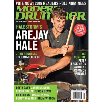 Rupp's Drums 2019 Modern Drummer Interview