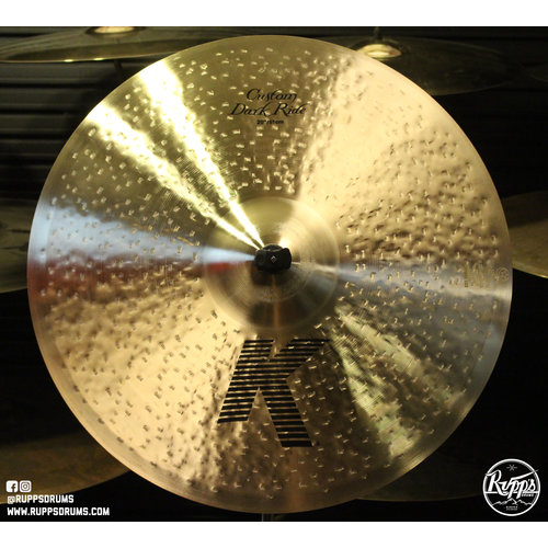 "Zildjian Zildjian 20"" K Custom Dark Ride"