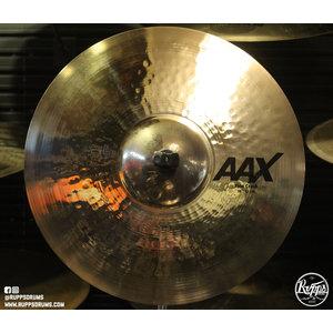 "Sabian Sabian 16"" AAX Thin Crash Cymbal Brilliant Finish"