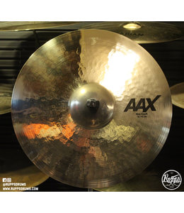 "Sabian Sabian AAX 18"" Thin Crash Brilliant Finish"