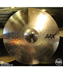 "Sabian Sabian 20"" AAX Thin Crash Brilliant Finish"