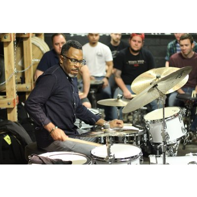 NATE SMITH DRUM CLINIC