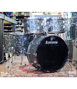 Ludwig Vintage Ludwig Black Diamond Pearl Pro Beat Kit