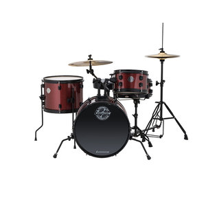 Ludwig Ludwig Pocket Kit by Questlove - Red Sparkle