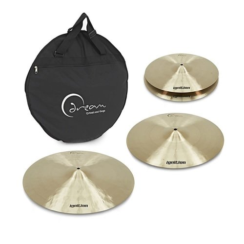Dream Dream IGNCP3 Ignition 3 Piece Cymbal Pack