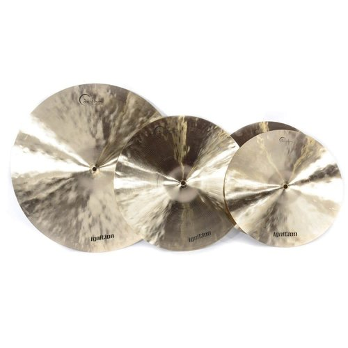 Dream Dream IGNCP3+ Ignition 3 Piece Cymbal Pack