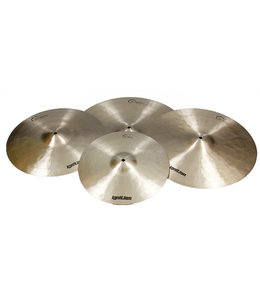 Dream Dream IGNCP4 Ignition 4 Piece Cymbal Pack