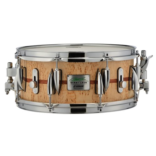 "Sonor Sonor 13 x 5.75"" Benny Greb 2.0 Beech Snare Drum"