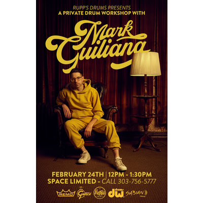 MARK GUILIANA PRIVATE WORKSHOP