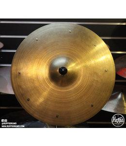 """Zildjian Vintage Zildjian 1950s 18"""" Sizzle Cymbal"""