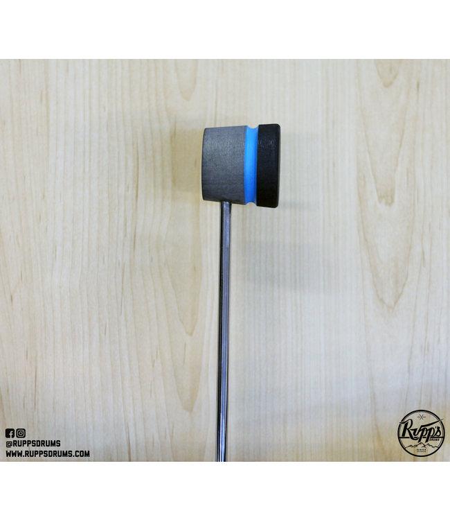 Low Boy Low Boy Lightweight Multi-Colored Wood Daddy-Silver Top/Black Bottom w/ Shock Blue Stripe
