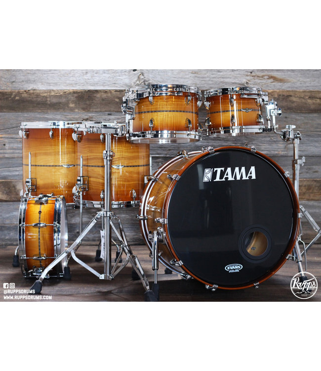 Tama Used Tama Star Maple 6pc Shell Pack With Snare Drum