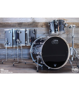 DW DW Performance Series 4pc Chrome Shadow Shell Pack