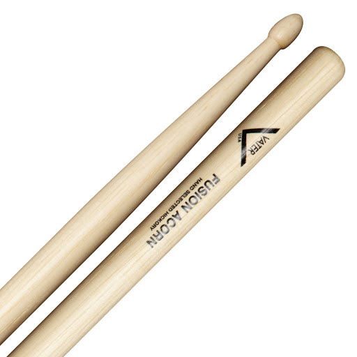 Vater Fusion Hickory Drum Sticks Nylon Tip