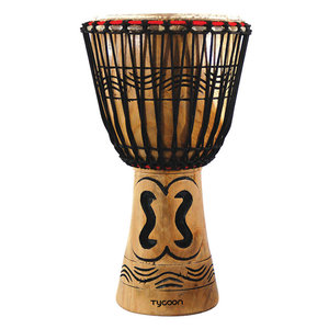 TYCOON Tycoon Traditional Series African Djembe