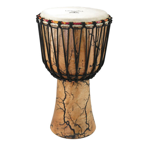 TYCOON Tycoon Supremo Select Series Rope-tuned Djembe