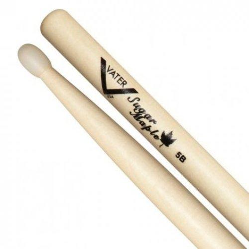 Vater Vater Sugar Maple 5B Nylon Tip Drum Sticks