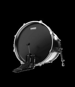 "Evans Evans Hydraulic 24"" Bass Drumhead Black"