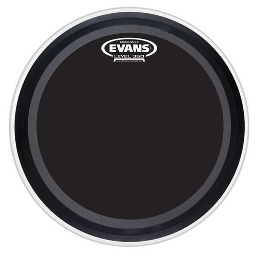 Evans Evans EMAD Batter Onyx Bass Drumhead